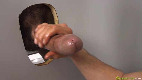 Glory hole fag